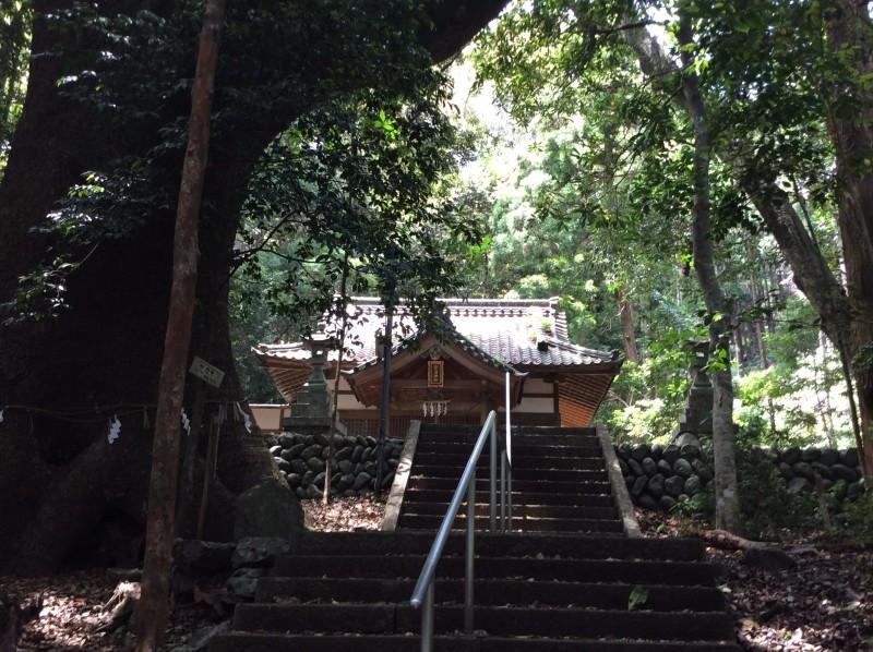 紀北町 観光 豊浦神社