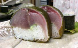 紀北町 鯖寿司